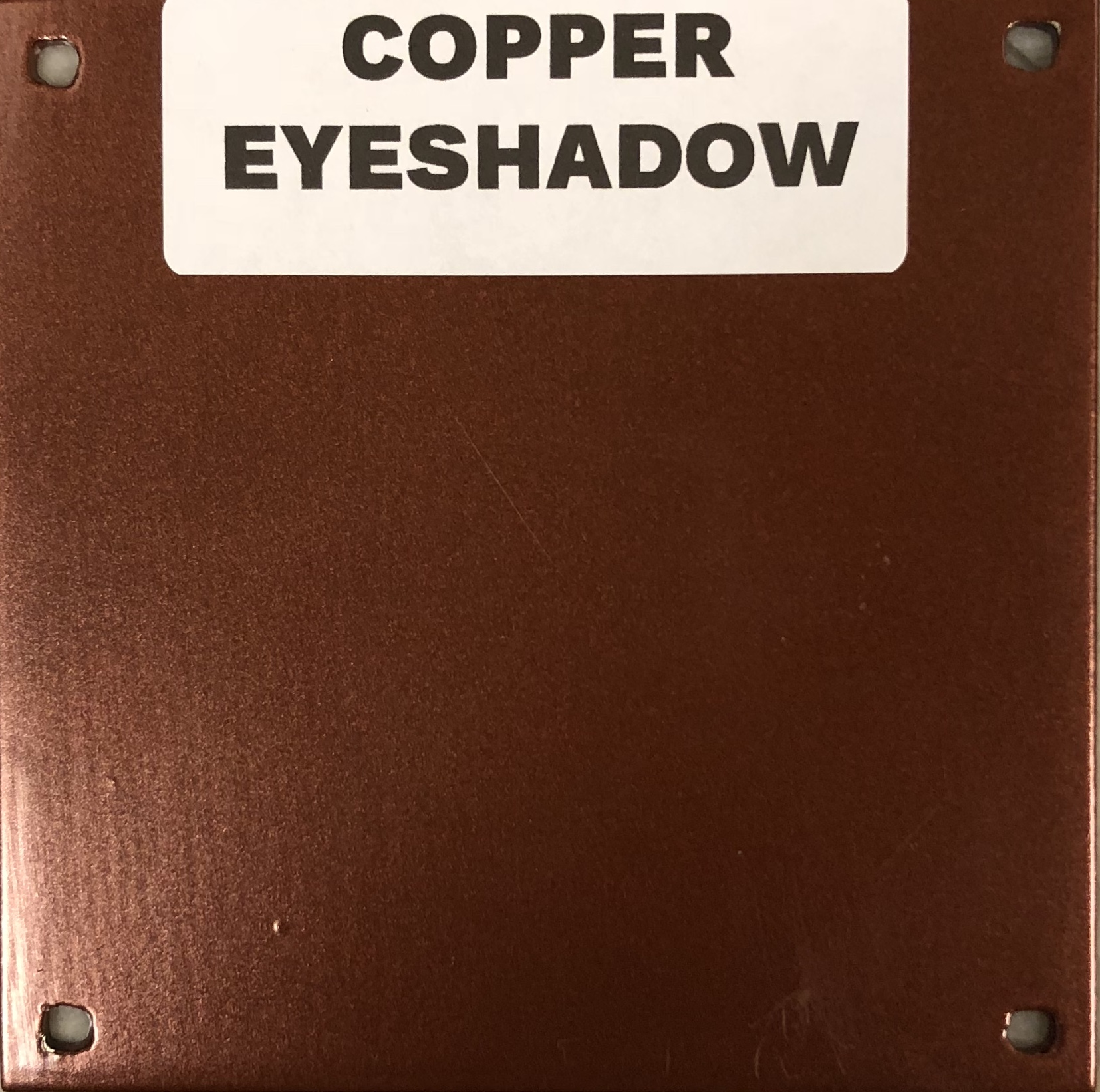 NEW COPPER EYESHADOW