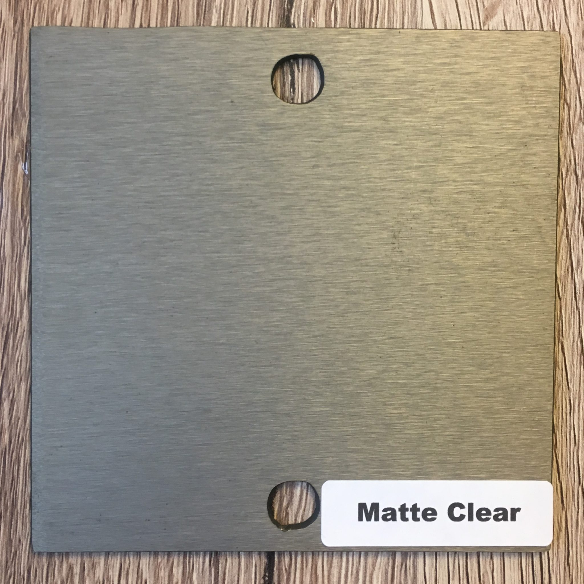 NEW - MATTE CLEAR