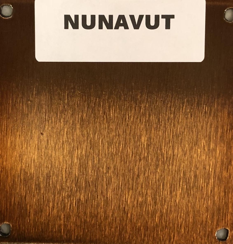 NEW NUNAVUT