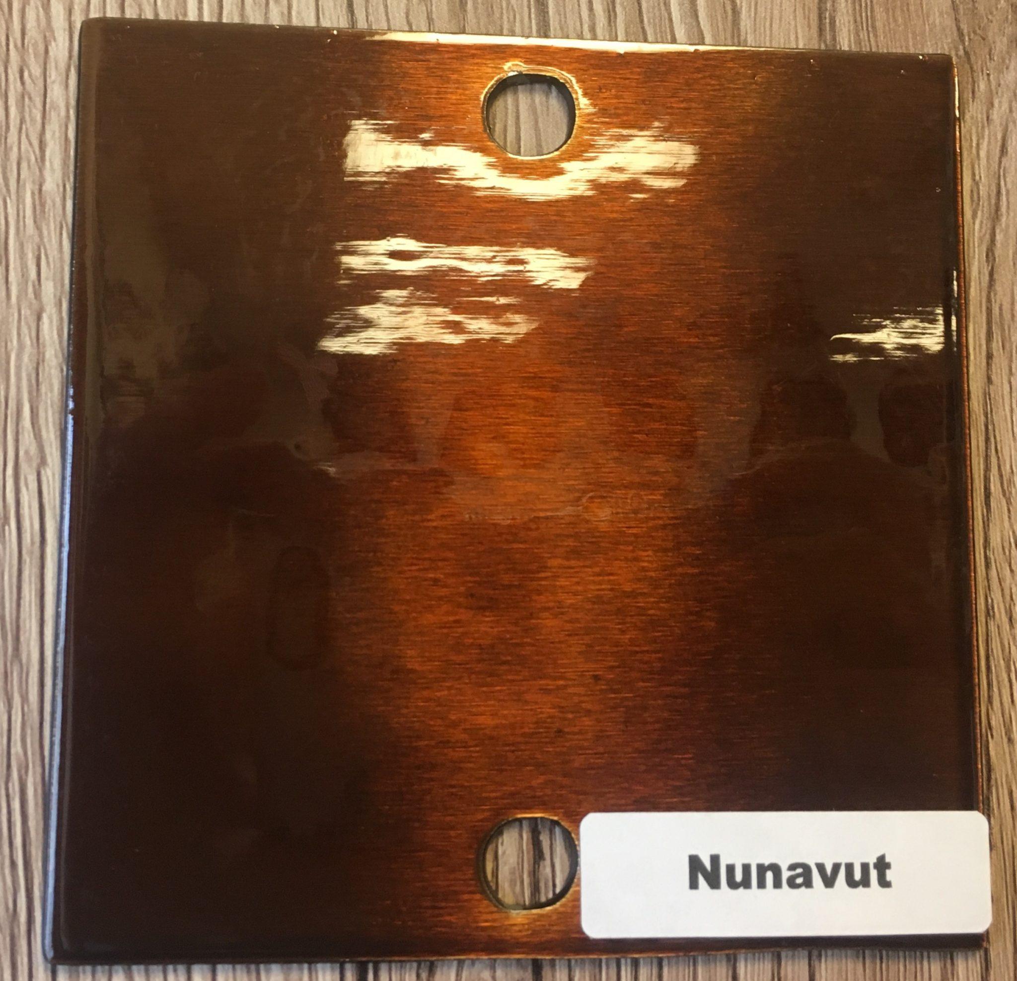 NEW - NUNAVUT