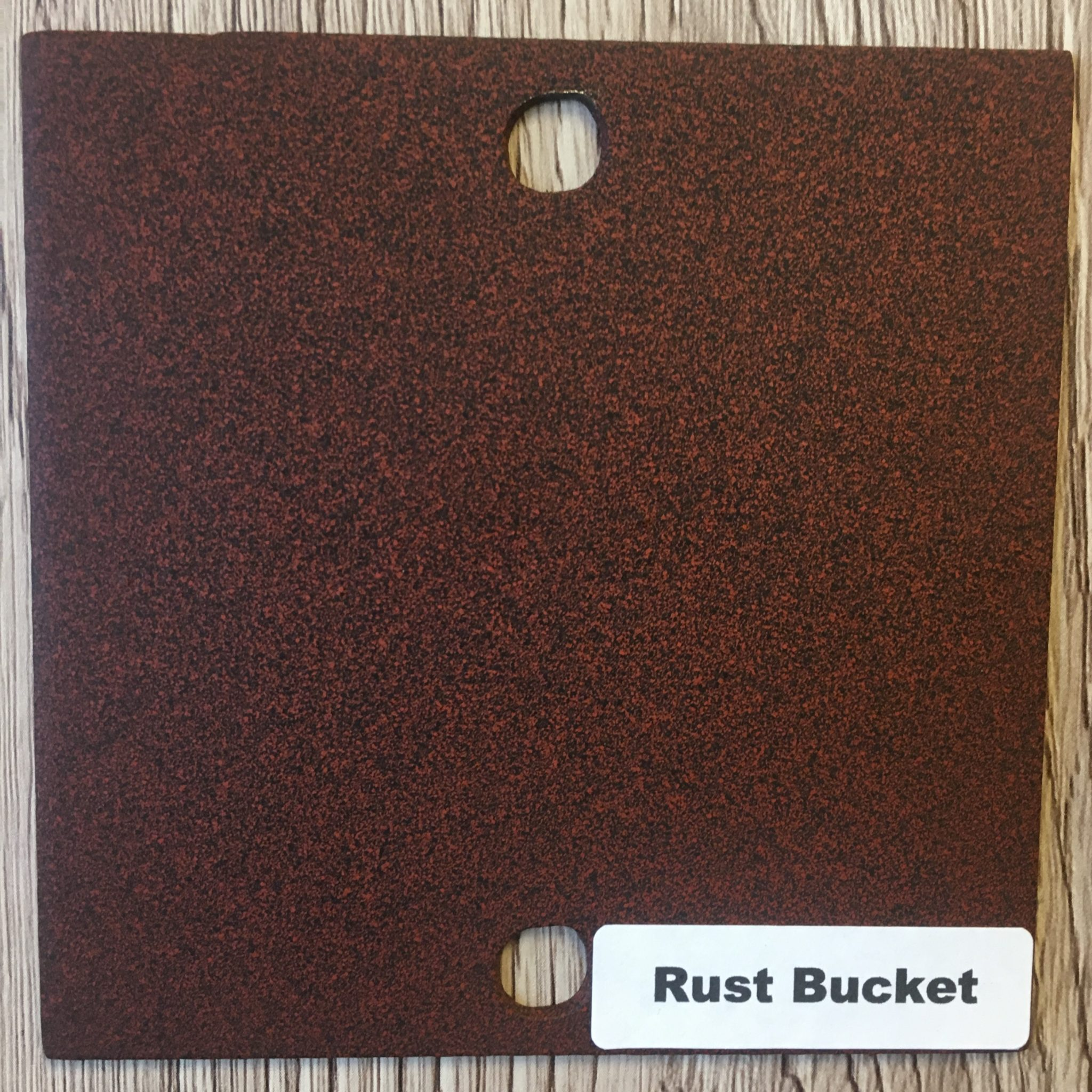 NEW- RUST BUCKET