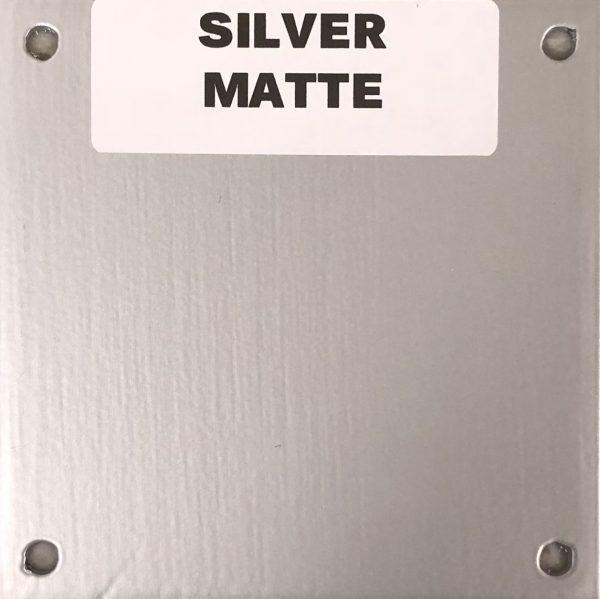 NEW SILVER MATTE