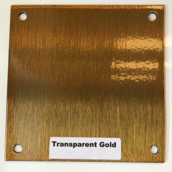 Trans Gold