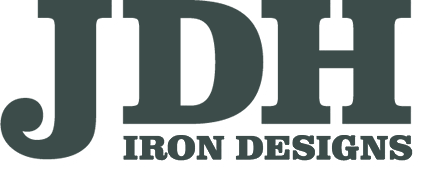 JDH Iron Designs Logo
