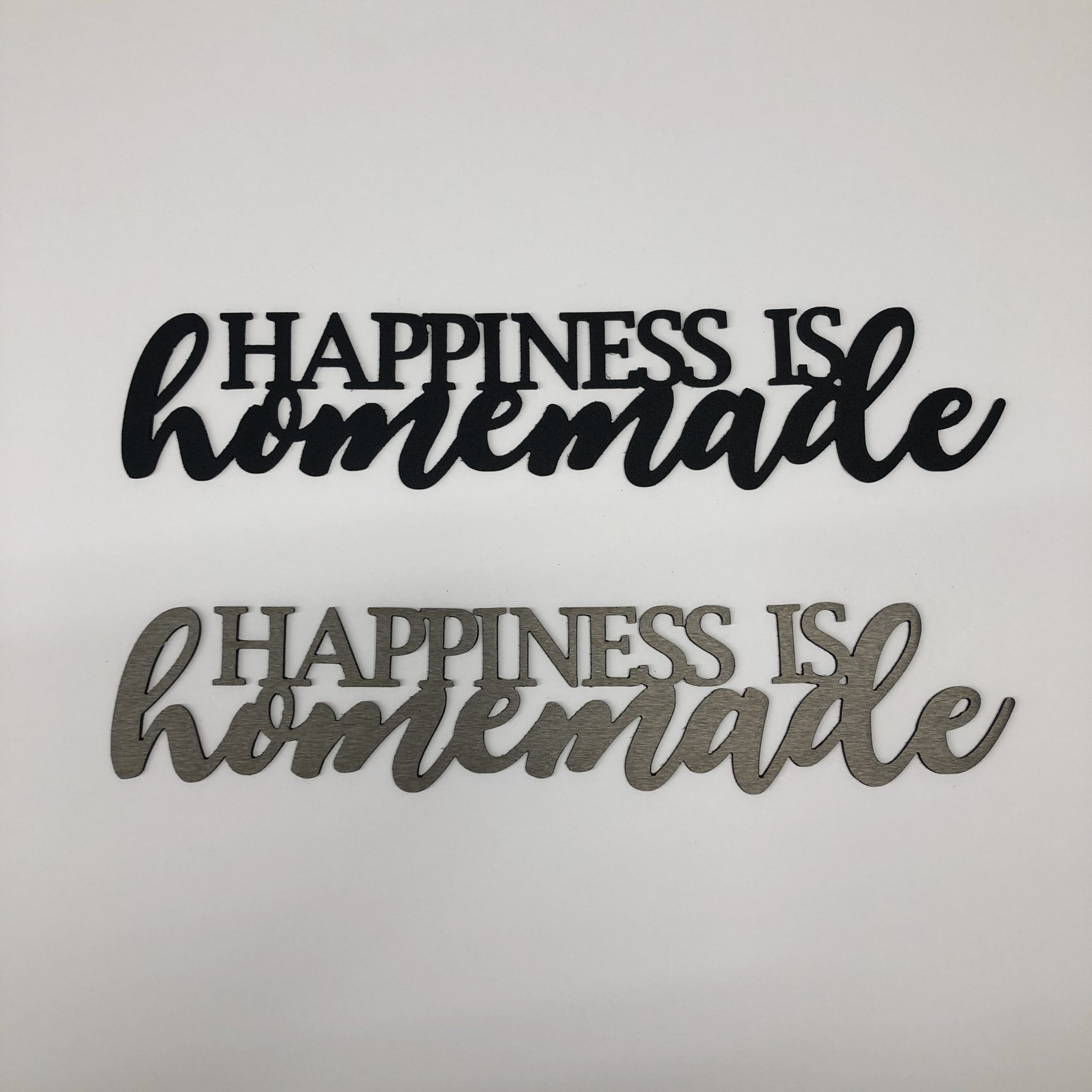 graphic relating to Happiness is Homemade called Pleasure is Selfmade